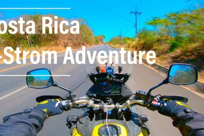 Suzuki V-Strom 650 round the world travel
