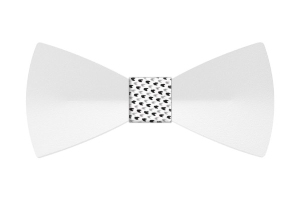 Metal Bow Tie </ br> MORGAN
