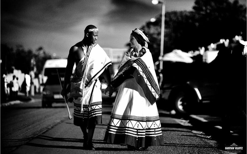 Leonard & Monique Part 2   African Wedding-Gugulethu