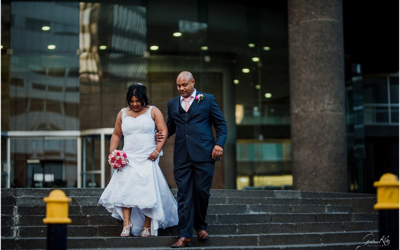 Cindy & Keenen | Pigalle Seapoint