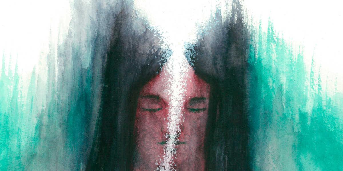 Dibujo: Ausencia 09 (detalle banner)