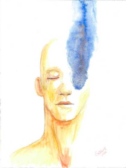 Dibujo: Espejos 1
