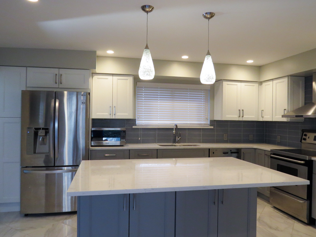 New Rochelle Modern Kitchen Remodeling Project - Gustavo ... on Kitchen Remodel Modern  id=63632