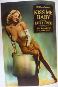 Poster Billiken Pictures