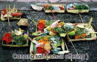 Canang Offering