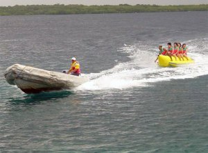 Quicksilver Banana Boat 1