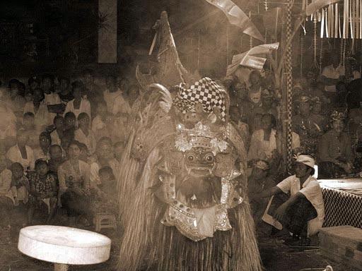 Calonarang Dance