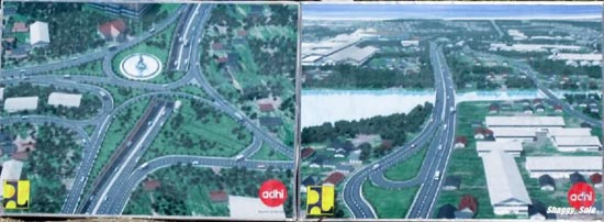 Bali Underpass Project 3