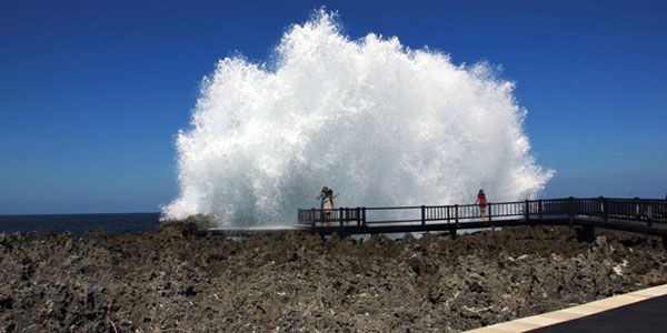 Image result for water blow nusa dua