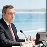 """Draghi """"Investiremo 7 mld entro il 2026 per l'uguaglianza di genere"""""""