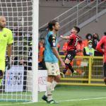 Milan-Venezia 2-0, rossoneri in vetta con l'Inter