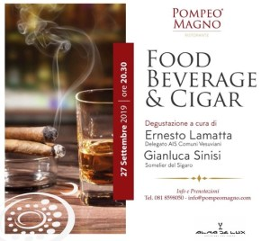 Food Beverage & Cigar