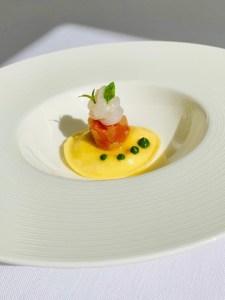 Chianti Gourmet - Panciotto ripieno di mozzarella Leonessa - chef Alfonso Porpora