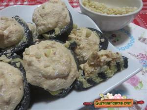 Biscotti mandorle con doppia frolla