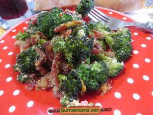 Broccoletti siciliani gratinati
