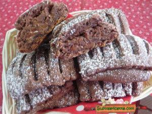 Saccottini al cioccolato di Ambra Romani