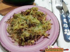 scorzonera e zucchine al forno