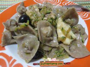 cappelletti senza glutine spinarolo e zucchine