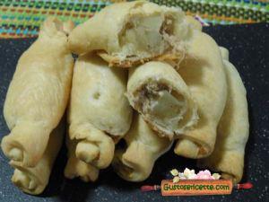 caramelle pasta brisee patate e tonno