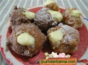 bignè di San Giuseppe senza glutine