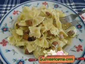 pasta carbonara patate novelle rosse