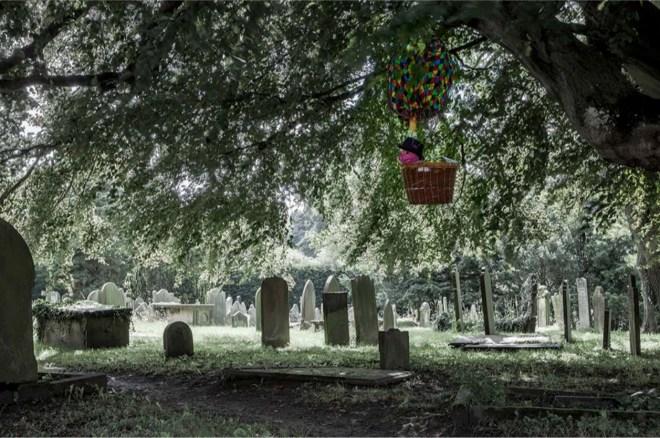 Schottland Friedhof