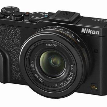 Premium-Kompaktkamera Nikon DL18-50 F/1.8-2.8 ©Nikon
