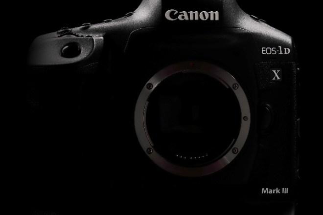 Canon EOS-1D X Mark III in der Entwicklung
