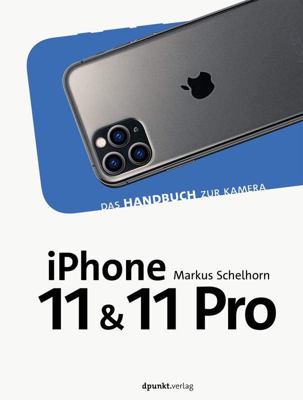 iPhone 11 Pro Kamerahandbuch, das Cover