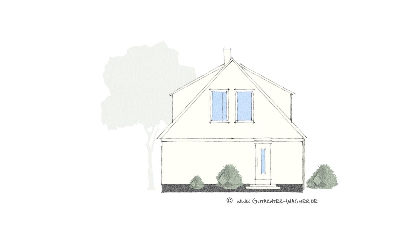 Ddr Eigenheim Ew 65 Bid Doppelhaus Links