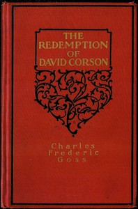 cover of The Redemption of David Corson by Charles Frederic Goss