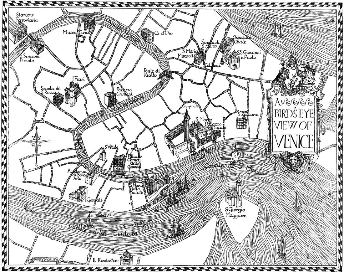 The Project Gutenberg Ebook Of A Wanderer In Venice By E
