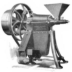 Niagara Power Coffee Huller
