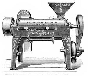 Engelberg Huller and Separator (American)