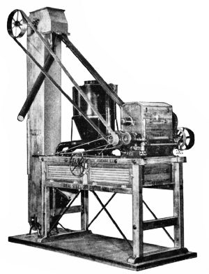 The Ideal Steel-Cut Mill