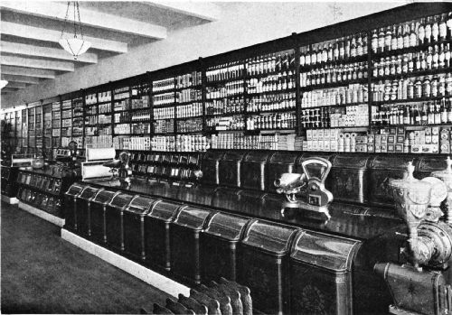 A Better-Class American Grocery Interior