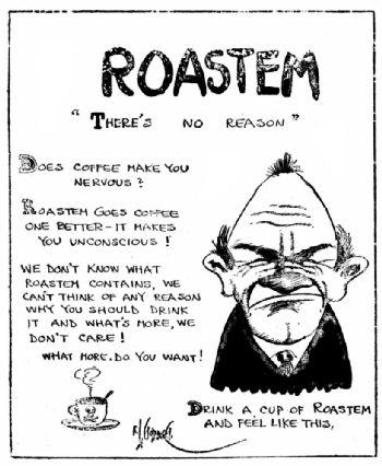A Goldberg Cartoon, 1910