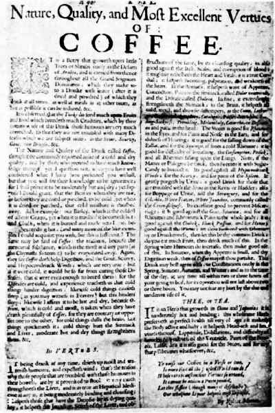 A Broad-side of 1670