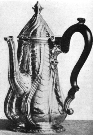 Lord Swaythling's Pot, 1731