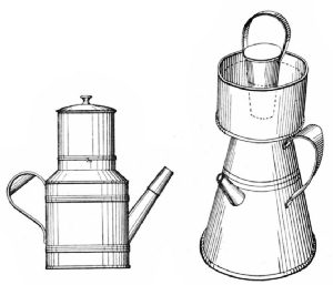 Early American Coffee-Maker Patents