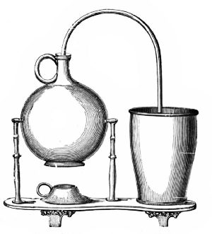 Napier's Vacuum Machine, 1840
