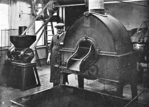 English Roasting and Grinding Equipment