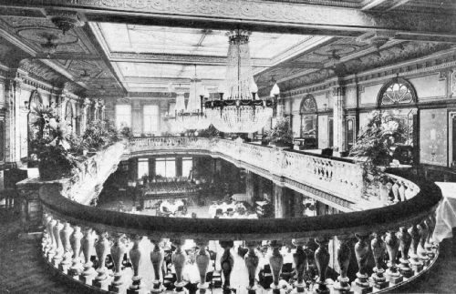 """Lyons' """"Popular Café,"""" Piccadilly—One of Many Operated Under That Name"""