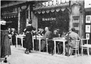 Kranzler's, Unter den Linden, Berlin