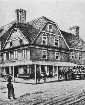 Selling Slaves at the Old London Coffee House
