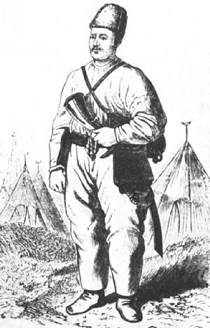Franz George Kolschitzky, Patron Saint of Vienna Coffee Lovers