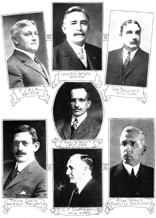 JOINT COFFEE TRADE PUBLICITY COMMITTEE IN UNITED STATES
