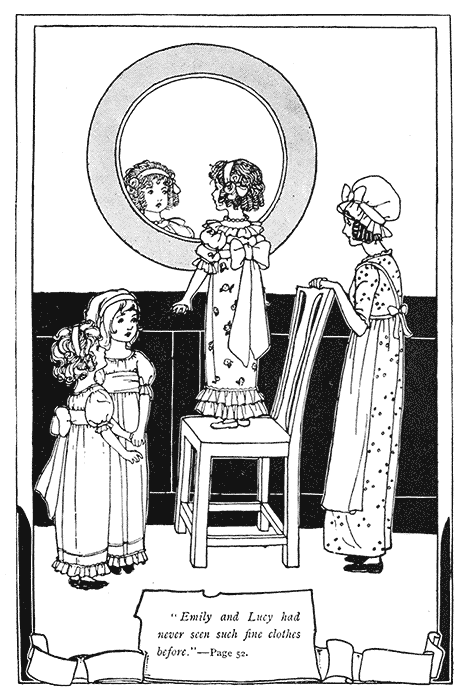 Guttenberg book project - Fairchild family -  illustrations by Florence M. Rudland