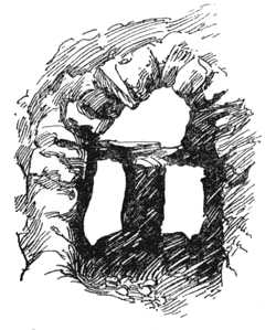 Early T-shaped Arch at Nippur.