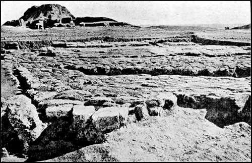 The Ziggurat and Palace